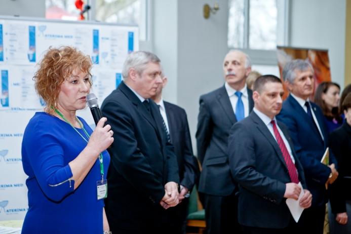 Przemówienie Dyrektora PUP Pani Barbary Dziasek otwierające 3 targi pracy